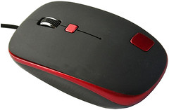 HQ-Tech HQ-WMJ1938 Black-Red USB