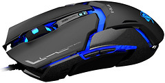 E-Blue Auroza-IM 6D Black USB (EMS602BKAA)