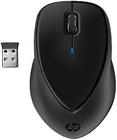 HP Wireless Comfort Grip H2L63AA Black USB