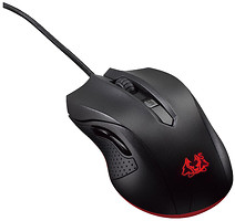 Asus ROG Cerberus Black-Red USB