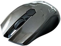 Hi-Rali HI-M8517G Black-Silver USB