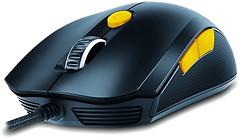 Genius Scorpion M6-600 Black-Orange USB
