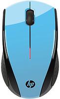 HP K5D27AA Wireless X3000 Aqua Blue USB