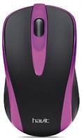 Havit HV-MS753 Black-Purple USB