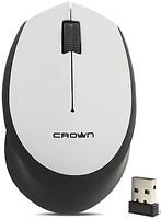 Crown CMM-937W Black-Grey USB
