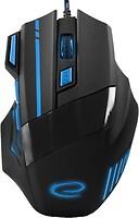 Esperanza EGM201B Wolf Black-Blue USB