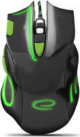 Esperanza Hawk MX401 Black-Green USB (EGM401KG )
