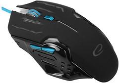 Esperanza MX403 Apache Black-Blue USB (EGM403B)