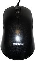 GreenWave KM-ST-1000 Black USB