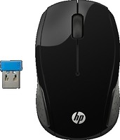 HP 200 X6W31AA Black USB