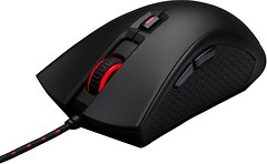 Фото Kingston HyperX Pulsefire FPS Black USB (HX-MC001A)