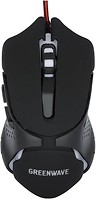 GreenWave KM-GM-2400 Black USB