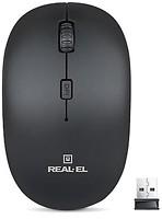 REAL-EL RM-301 Black USB
