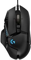 Фото Logitech G502 Proteus Hero Black USB (910-005470)