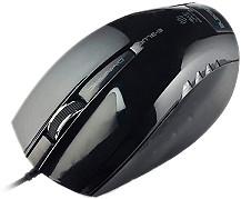E-Blue Dynamic Optical Mouse EMS102 Black USB