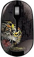 Ed Hardy Wireless Mouse Tiger Black USB