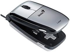 Genius Navigator 365 Laser Silver-Black USB