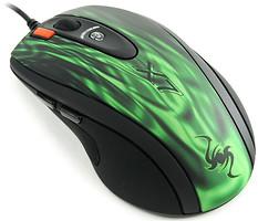 A4Tech XL-750BK Green USB
