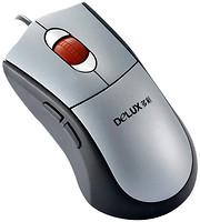 @Lux Laser 5D Mouse M-505L Black-Silver USB