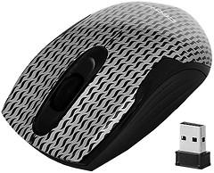 Crown CMM-922W Black-Silver USB