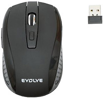 Evolveo WM-242B Black USB
