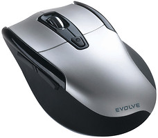 Evolveo WM-610S Black-Silver USB