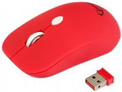 Gembird MUSW-102-R Red USB