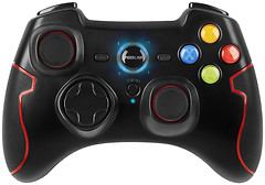 Фото Speedlink TORID Gamepad Wireless for PC/PS3 (SL-6576)