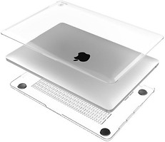 Фото Baseus Air Case for MacBook Pro 13'' Transparent (SPAPMCBK13-A02)