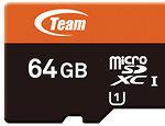 Фото Team Group microSDXC UHS-I 64Gb
