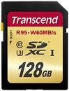 Фото Transcend SDXC UHS-I U3 128Gb