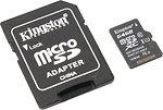 Фото Kingston microSDXC UHS-I U1 45MB/s 64Gb