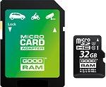 Фото GoodRAM microSDHC UHS-I U3 32Gb