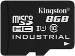 Фото Kingston Industrial microSDHC UHS-I 8Gb (SDCIT/8GB)