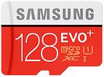 Фото Samsung Evo+ microSDXC Class 10 UHS-I U1 128Gb