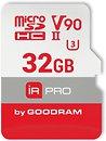 Фото GoodRAM IRDM Pro microSDHC UHS-II U3 V90 32Gb