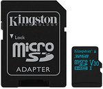 Фото Kingston Canvas Go! microSDHC UHS-I U3 V30 32Gb