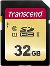 Фото Transcend 500S SDHC Class 10 UHS-I 32Gb
