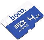 Фото Hoco microSD Class 6 4Gb