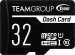 Фото Team Group Dash Card microSDHC Class 10 UHS-I U1 32Gb