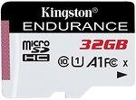 Фото Kingston High Endurance microSDHC UHS-I A1 32Gb (SDCE/32GB)