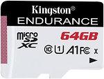 Фото Kingston High Endurance microSDXC UHS-I A1 64Gb (SDCE/64GB)