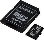 Фото Kingston Canvas Select Plus microSDHC Class 10 UHS-I U1 32Gb (SDCS2/32GB)