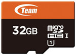 Фото Team Group microSDHC UHS-I 32Gb