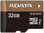 Фото ADATA Premier microSDHC UHS-I U1 32Gb