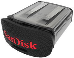 SanDisk Ultra Fit 16 GB