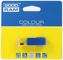 Фото GoodRAM Colour Ukraine 8 GB (UCO2-0080BYR11)