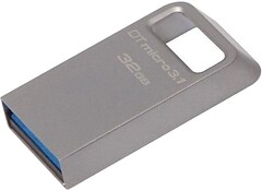 Фото Kingston DataTraveler Micro 3.1 32 GB (DTMC3/32GB)