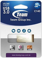 Фото TEAM C143 32 GB (TC143332GW01)