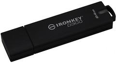 Фото Kingston Ironkey D300 Standard 64 GB (IKD300/64GB)